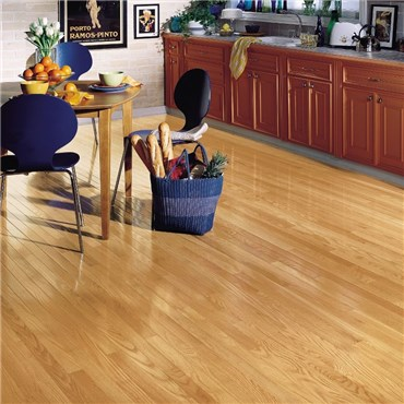 Bruce Dundee Strip Oak Natural Hardwood Flooring at Discount Prices
