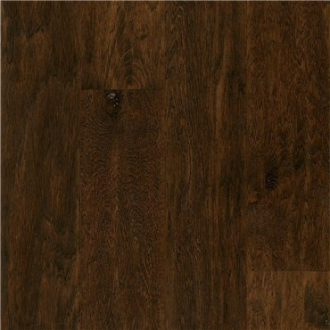 "Armstrong American Scrape 5"" Engineered Hickory Smokehouse Wood Flooring"