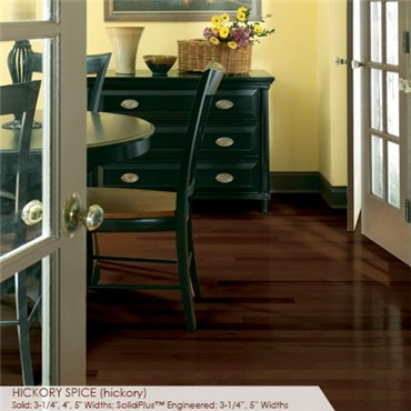 Somerset Specialty Collection 3 1 4 Solid Hickory Moonlight Hardwood Flooring Ps314hmlb