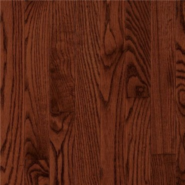 Oak Cherry Prefinished Solid Wood Flooring