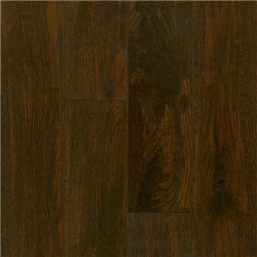 "Armstrong American Scrape 5"" Solid Oak Brown Bear Wood Flooring"