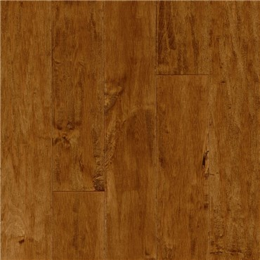 "Armstrong American Scrape 5"" Solid Maple Seneca Trail Wood Flooring"
