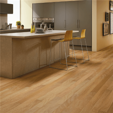 Triangulo Engineered Spanish Wood Floor Teak Champagne