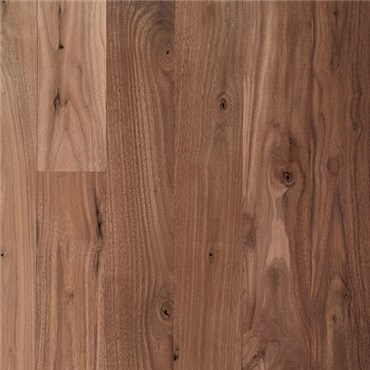 Walnut 1 Common Unfinished Solid Wood Flooring