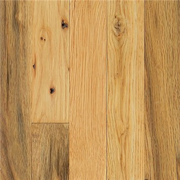 White Oak Character Natural Prefinished Solid Wood Flooring