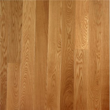 White Oak Select Better Natural Prefinished Solid Hardwood