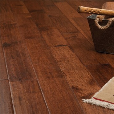 Hand Scraped Hickory Jackson Hole Prefinished Solid Wood Floor on sale at the cheapest prices by Hurst Hardwoods