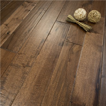 Old West Hand Sed Hickory Character Prefinished Solid Wood Floors
