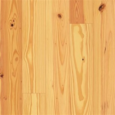 Southern Yellow Pine Character Grade Unfinished Solid Hardwood Flooring by Hurst Hardwoods