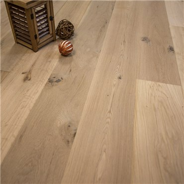 "7 1/2"" x 1/2"" European French Oak Riviera Square Edge Unfinished Engineered Wood Flooring"