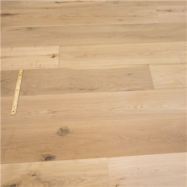 "7 1/2"" x 5/8"" French Oak Unfinished Engineered (Square"