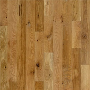 White Oak #2 Common Unfinished Wood Flooring at cheap prices by Hurst Hardwoods