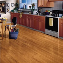Bruce Dundee Strip Oak Butter Rum Hardwood Flooring at Discount Prices