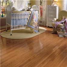 Bruce Dundee Strip Oak Butterscotch Hardwood Flooring