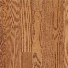 "Bruce Dundee Plank 3 1/4"" Oak Butterscotch Wood Flooring"