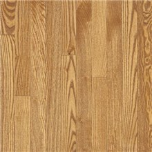 "Bruce Dundee Plank 3 1/4"" Oak Seashell Wood Flooring"