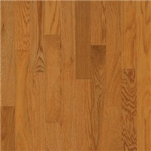 "Bruce Dundee Plank 3 1/4"" Oak Butter Rum Wood Flooring"