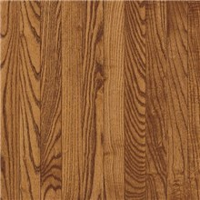"Bruce Westchester Strip 2 1/4"" Oak Gunstock Wood Flooring"
