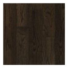 "Bruce Westchester Strip 2 1/4"" Oak Espresso Wood Flooring"