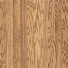 "Bruce Dundee Wide Plank 5"" Red Oak Natural Wood Flooring"