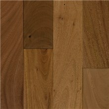 "IndusParquet 4"" x 3/4"" Solid Amendoim Wood Flooring"