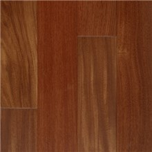 "IndusParquet 3"" x 5/16"" Engineered Santos Mahogany Wood Flooring"