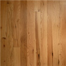 Red Oak Character Natural Prefinished Solid Wood Flooring