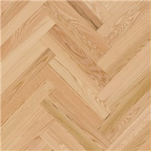 Red Oak Herringbone Select & Better Unfinished wood floor at cheap prices by Hurst Hardwoods