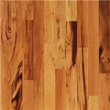 Tigerwood Select Grade Prefinished Solid Wood Flooring