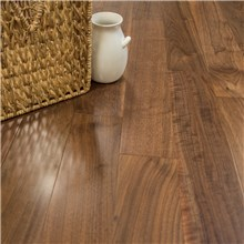 American Walnut Prefinished Engineered Wood Floors