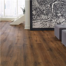 Axiscor Axis Pro 9 Havana waterproof SPC vinyl floors at cheap prices by Hurst Hardwoods
