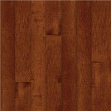 "Bruce Kennedale Strip 2 1/4"" Maple Cherry Wood Flooring"
