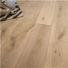 French Oak Micro Bevel Unfinished Engineered Wood Flooring at cheap prices by Hurst Hardwoods