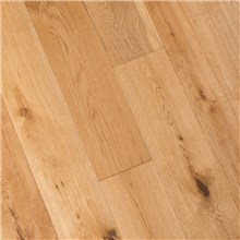 "10 1/4"" x 5/8"" European French Oak Natural Prefinished Engineered Wood Flooring at Discount Prices by Hurst Hardwoods"