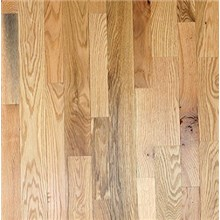 Red Oak Rustic Wood Floor at cheap prices by Hurst Hardwoods