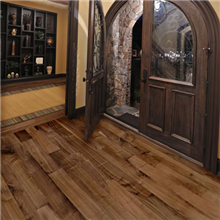 walnut 1 common rift and quartered unfinished solid hardwood flooring on sale at the cheapest prices at Hurst Hardwoods