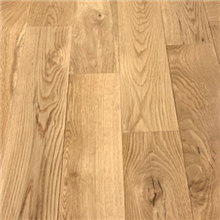 White Oak Character Live Sawn Prefinished Solid Hardwood Flooring on sale at the cheapest prices by Hurst Hardwoods