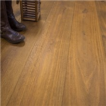 "10 1/4"" x 5/8"" European French Oak Yukon Prefinished Engineered Wood Flooring"