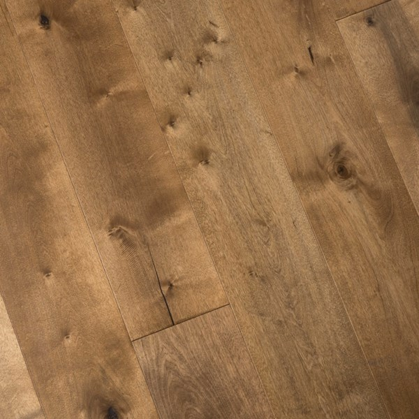 "7 1/2"" x 1/2"" Pristine Beryl Designer Prefinished Engineered Hardwood Flooring at Discount Prices by Hurst Hardwoods"