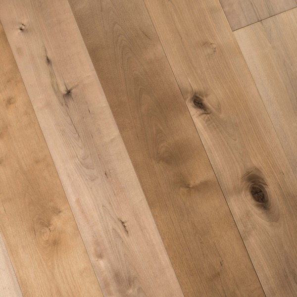 "7 1/2"" x 1/2"" Pristine Coral Designer Prefinished Engineered Hardwood Flooring at Discount Prices by Hurst Hardwoods"