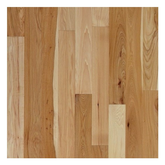 Hickory #1 Common Unfinished Hardwood Flooring by Hurst Hardwoods